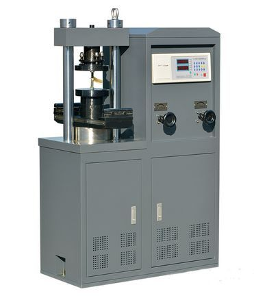 电液式数显压力试验机